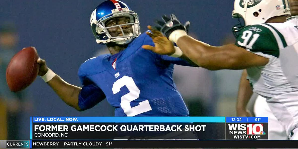 Former Gamecocks QB Wright injured in N.C. shooting, officials say