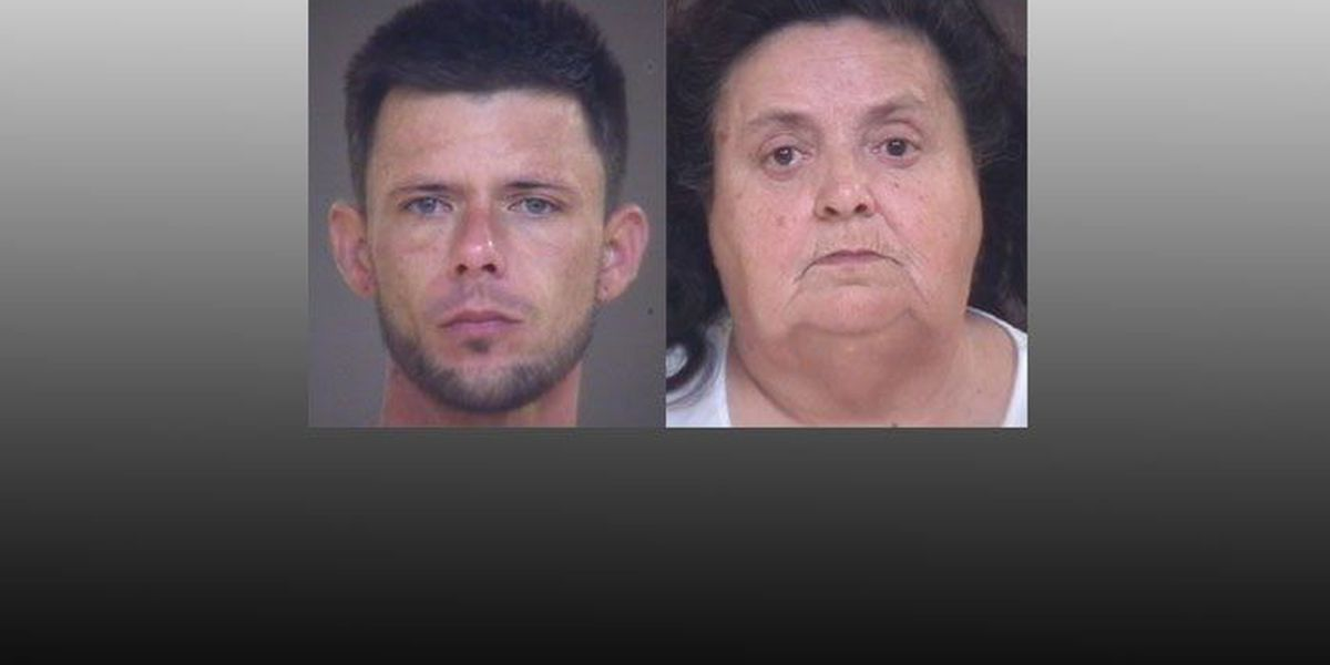 Two arrested after deputies find one pot meth lab inside truck