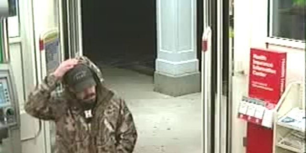 Police looking for man who robbed CVS on E. Innes