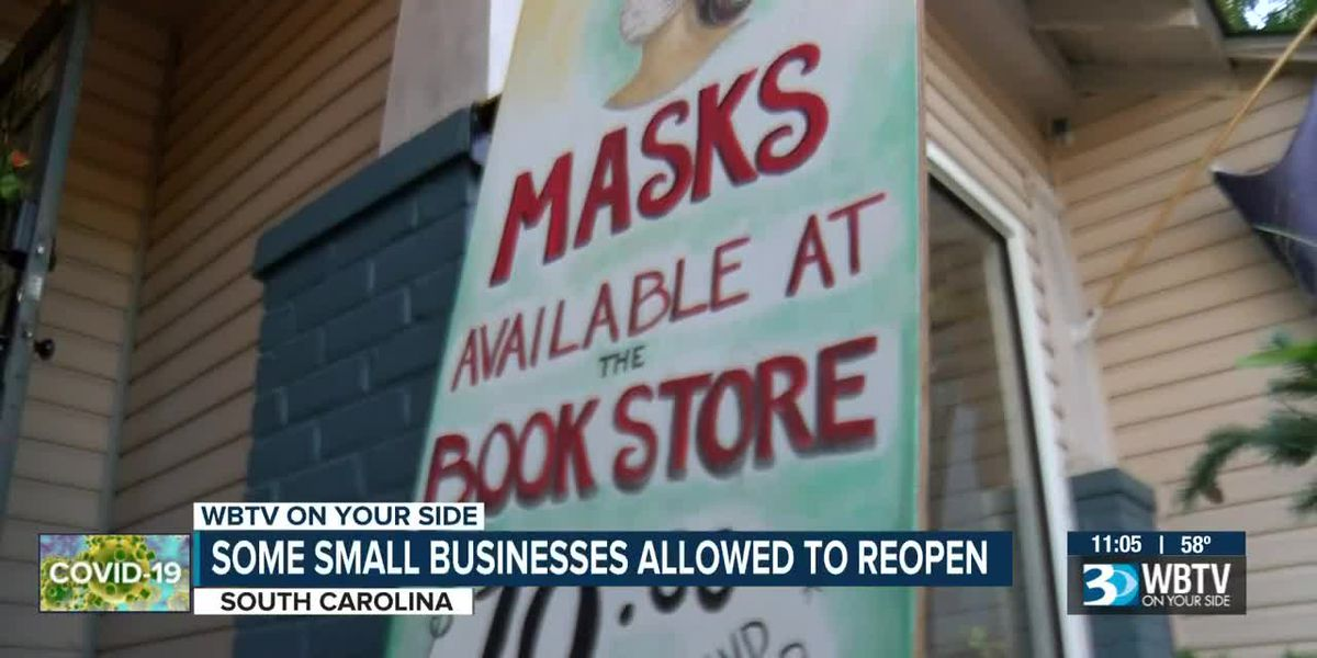 Governor McMaster: Customers allowed to shop in SC retail stores once again