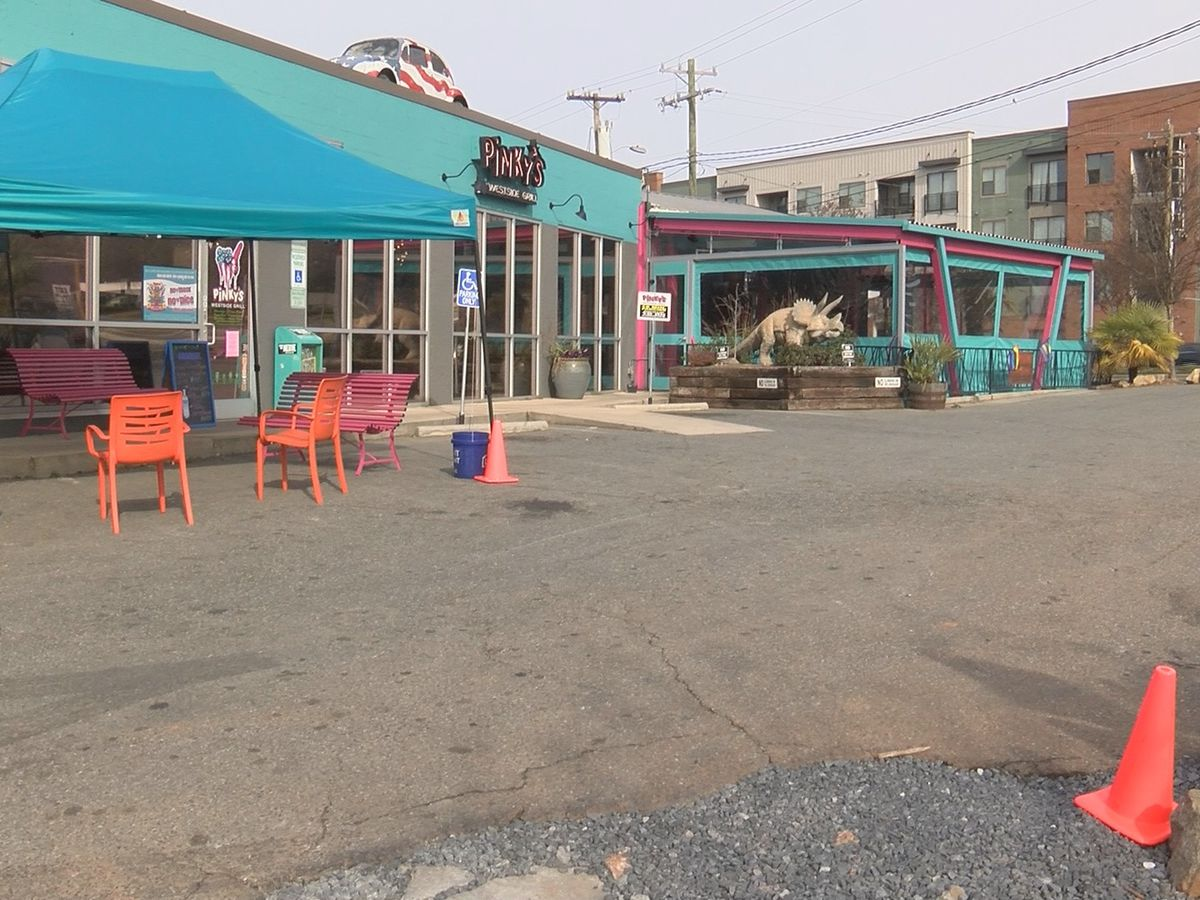 Community meeting held to discuss proposed developments on Pinky's West Side Grill parking lot