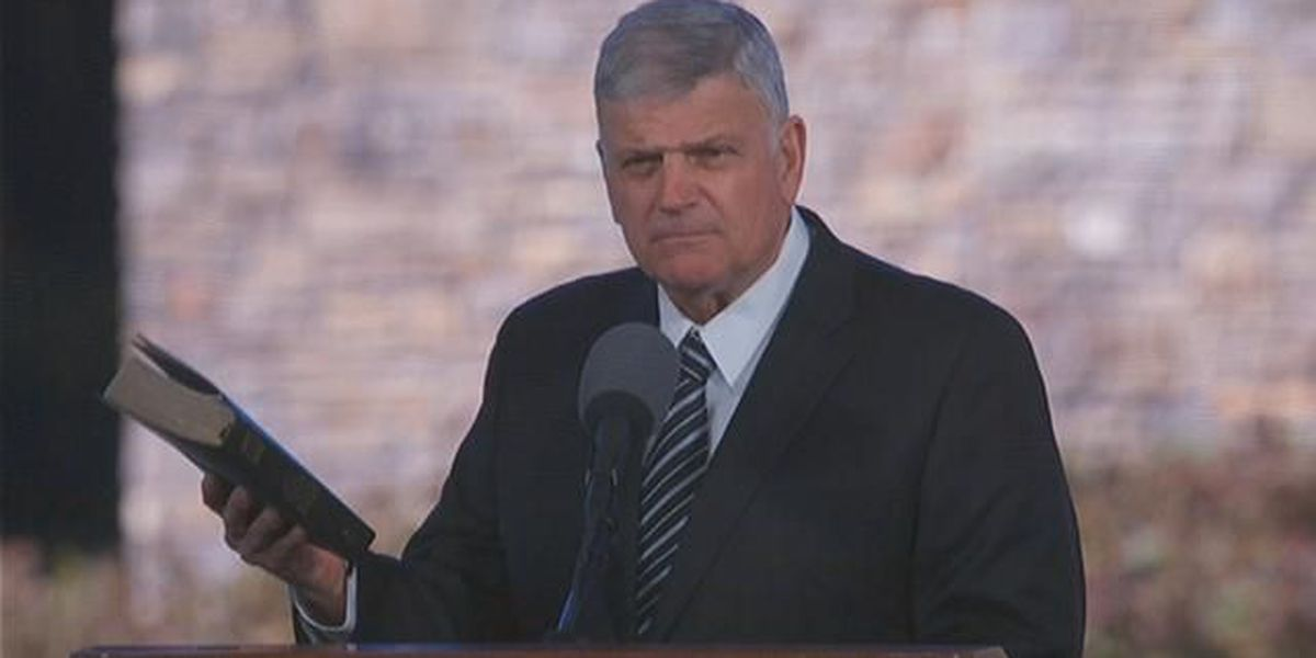 Franklin Graham comes to Wilmington