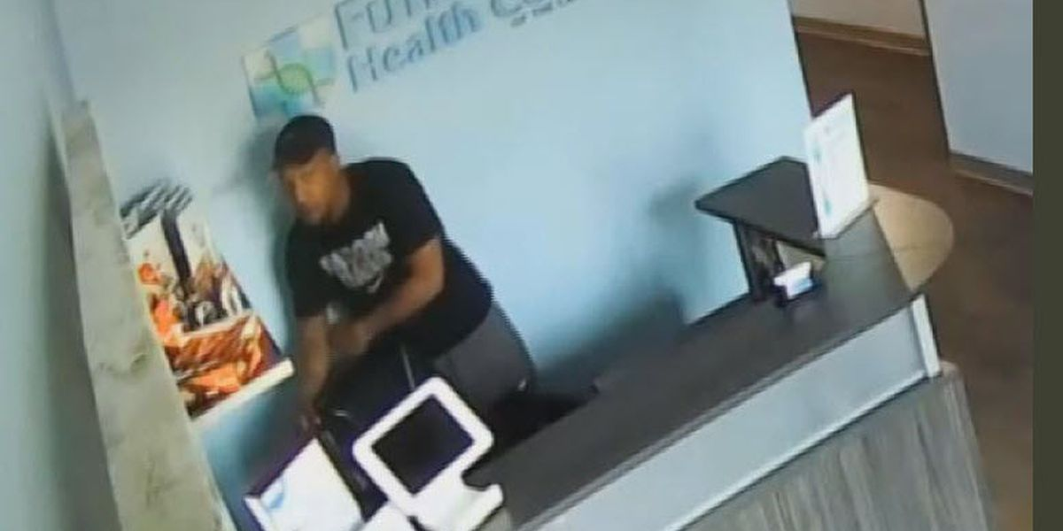 Sheriff's Office trying to ID man who burglarized health center in Fort Mill
