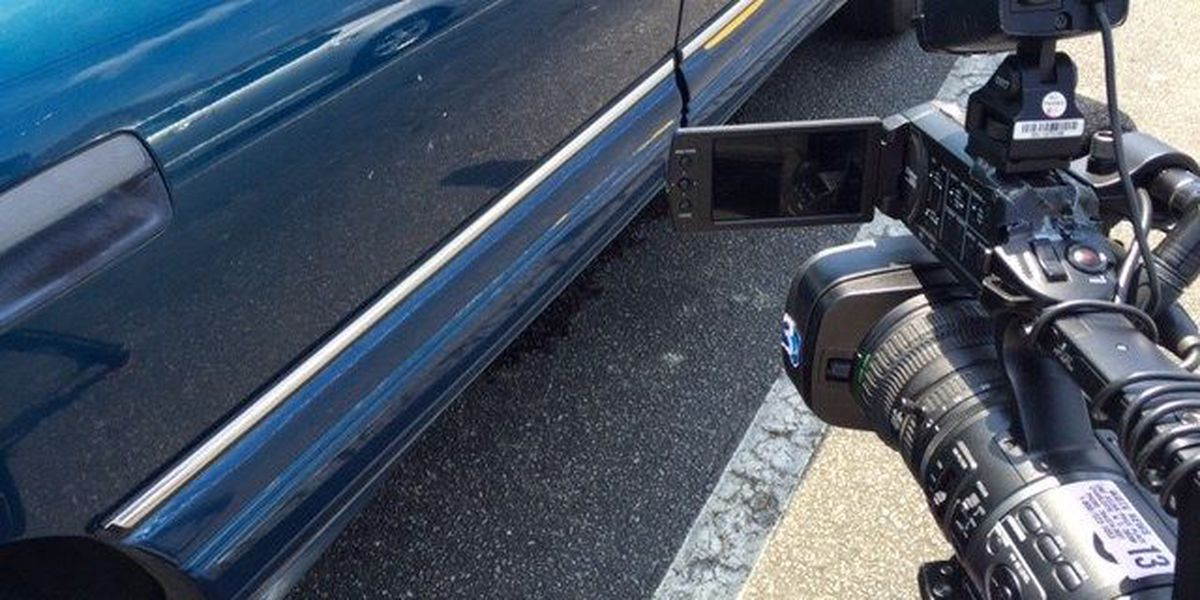 Ding dang it! What to do about those parking lot door dings