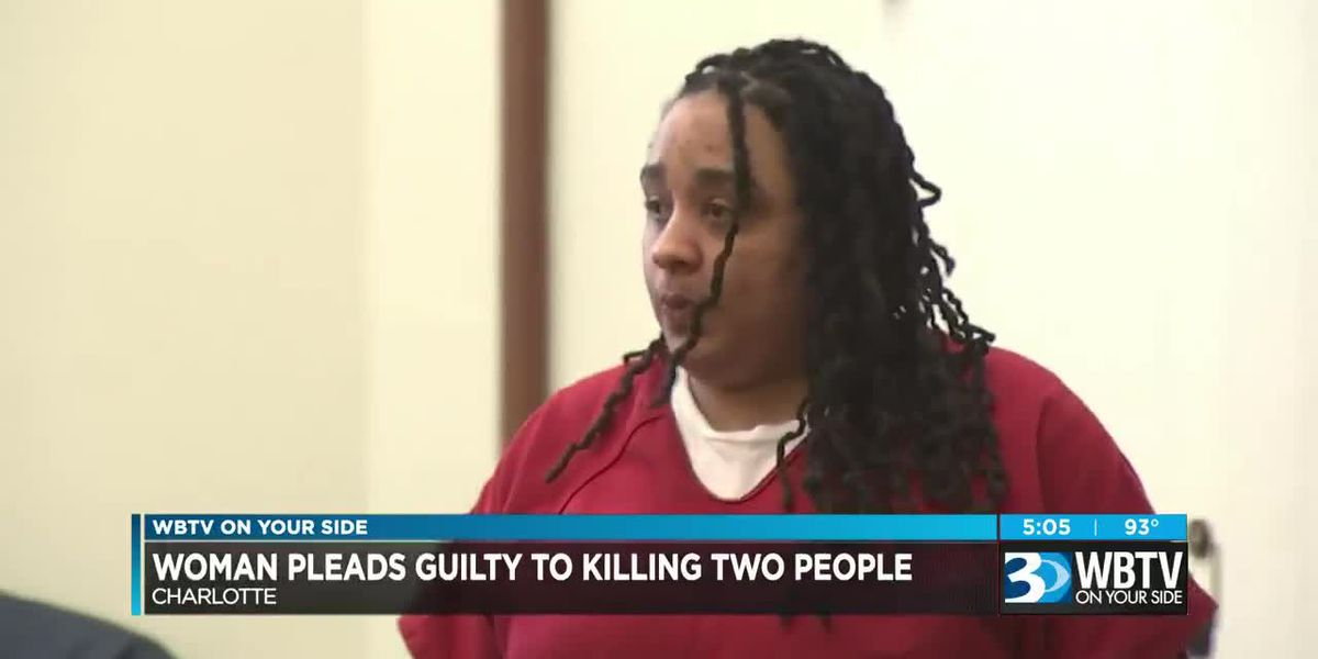 Woman pleads guilty to murder of Charlotte couple