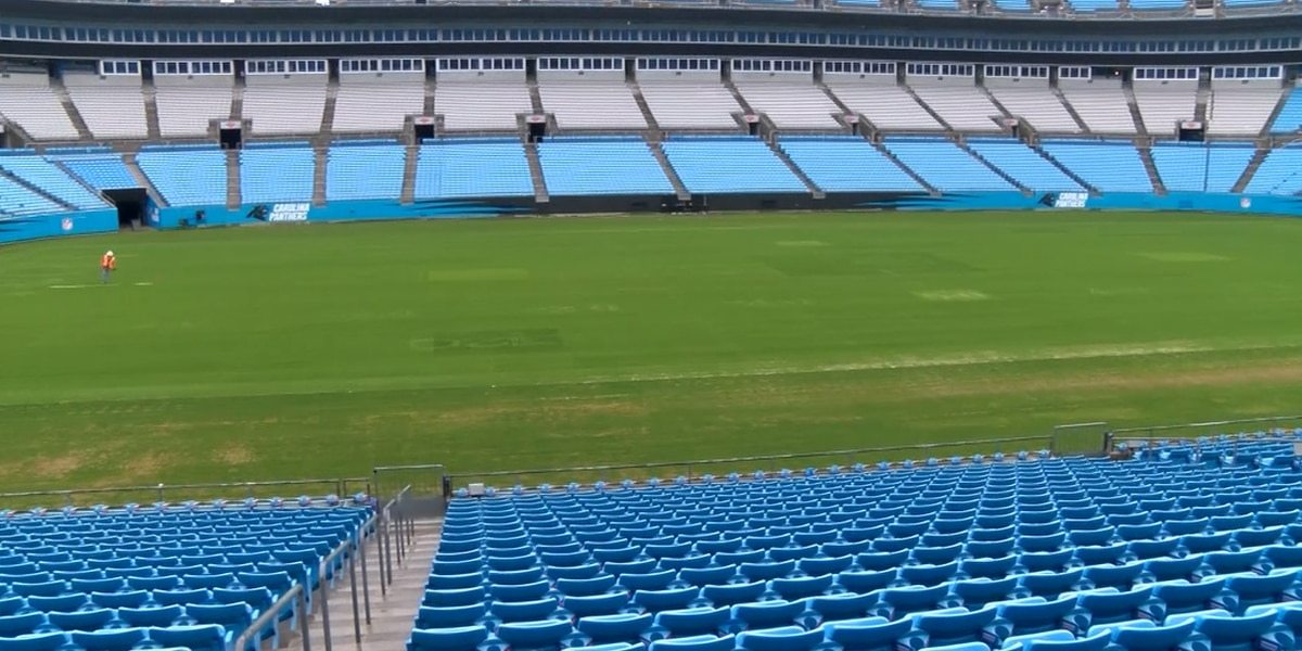 Bank of America Stadium receives largest drop in tax value in county for current revaluations