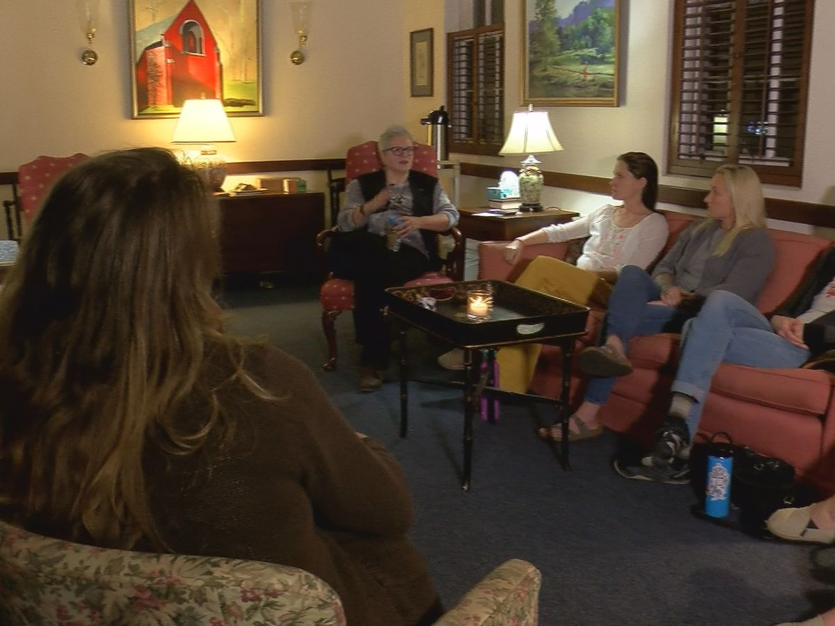 Charlotte Death Cafes held to talk more openly about dying