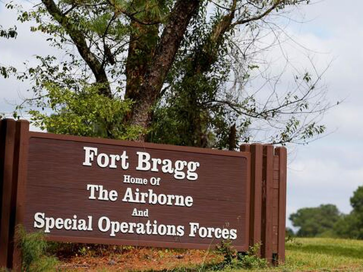Fort Bragg IDs 2 bodies found in military training area