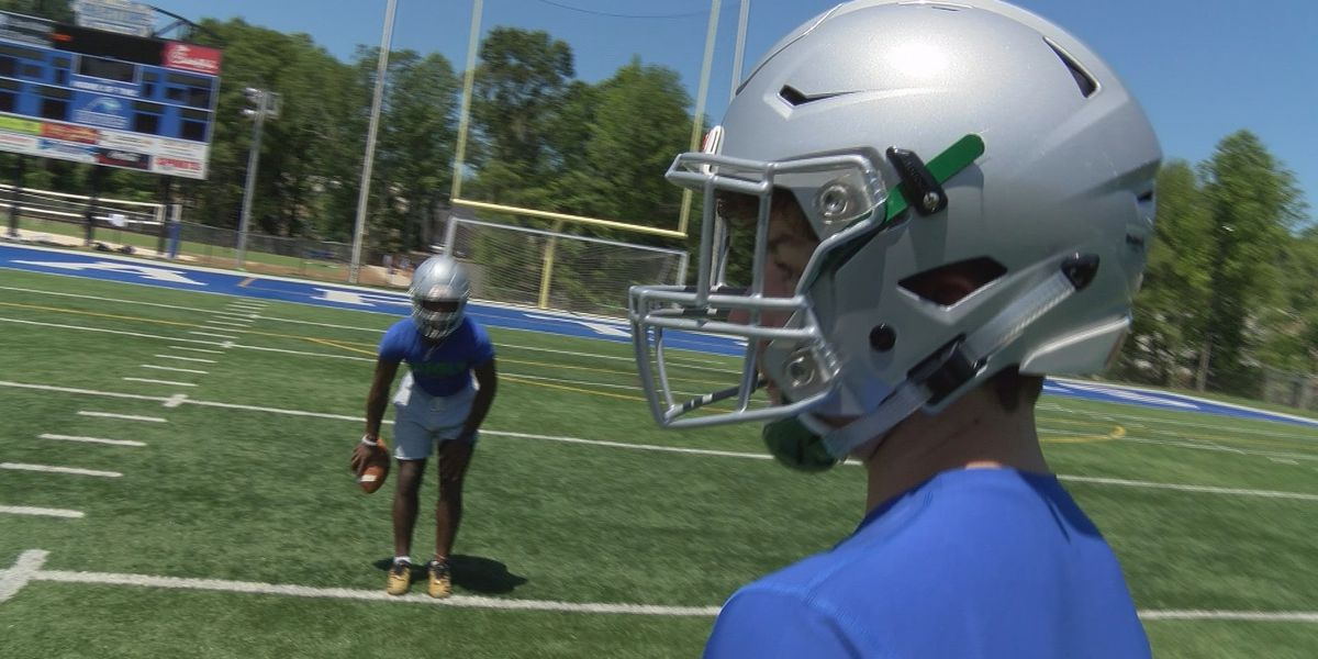 NC school adopts new 'Smart Helmet Technology' to track and analyze football impacts