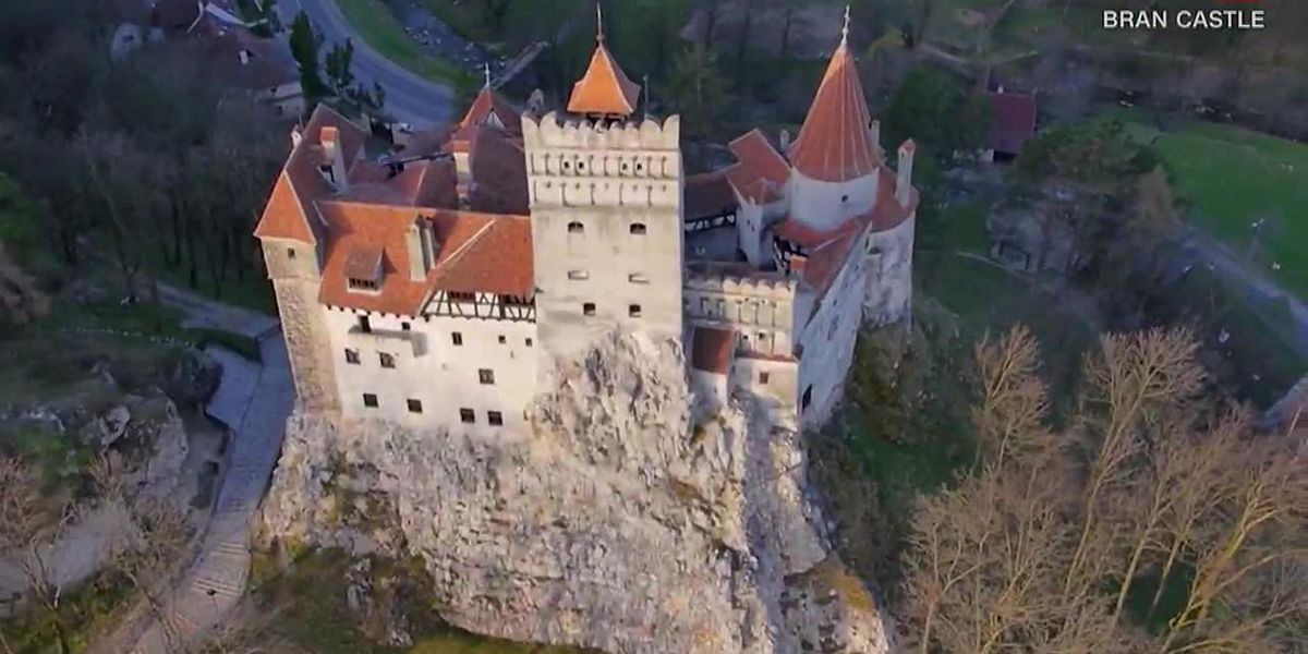Take a Look at This: Dracula's castle offers vaccines; morphing pasta