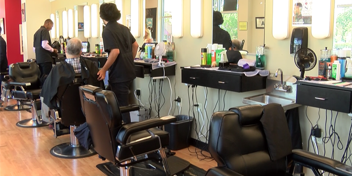 Local barber school adds mental health course to its curriculum