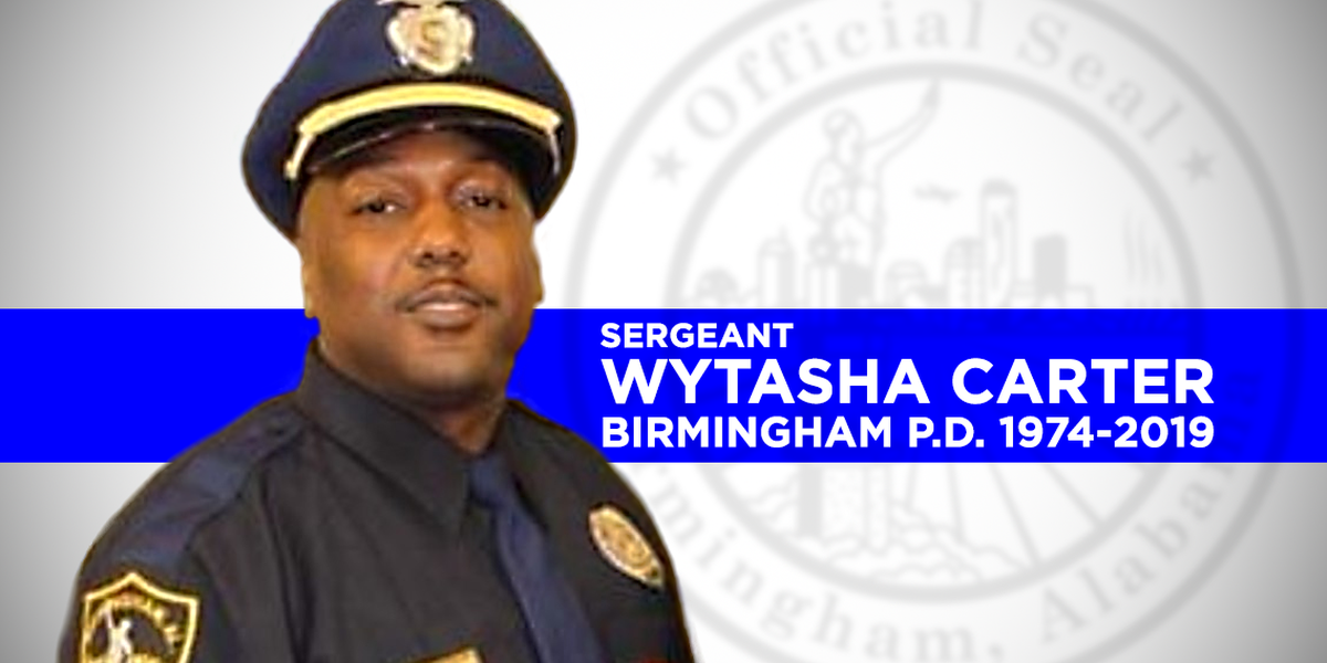 B'ham PD releases name of officer killed in overnight shooting
